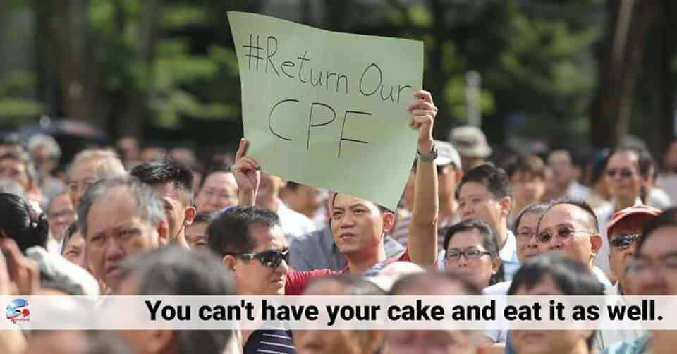 CPF, Why do some people want to empty their CPF accounts early when it will hurt them later?