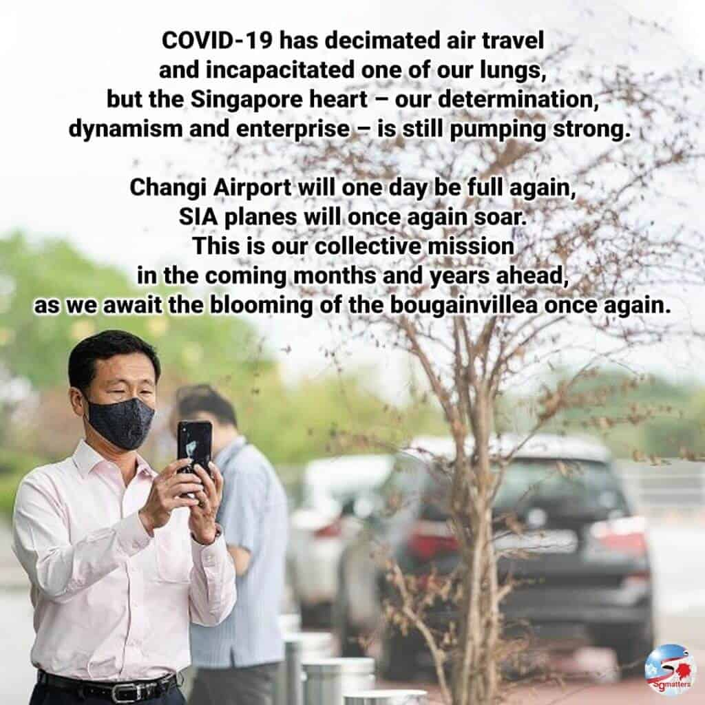 Air, Reviving our Air Hub; COVID-19 set us back by at least 40 years