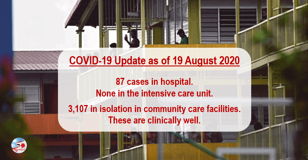 Quarantine Facilities, All Remaining Standalone Quarantine Facilities in Dormitories Cleared Of COVID-19