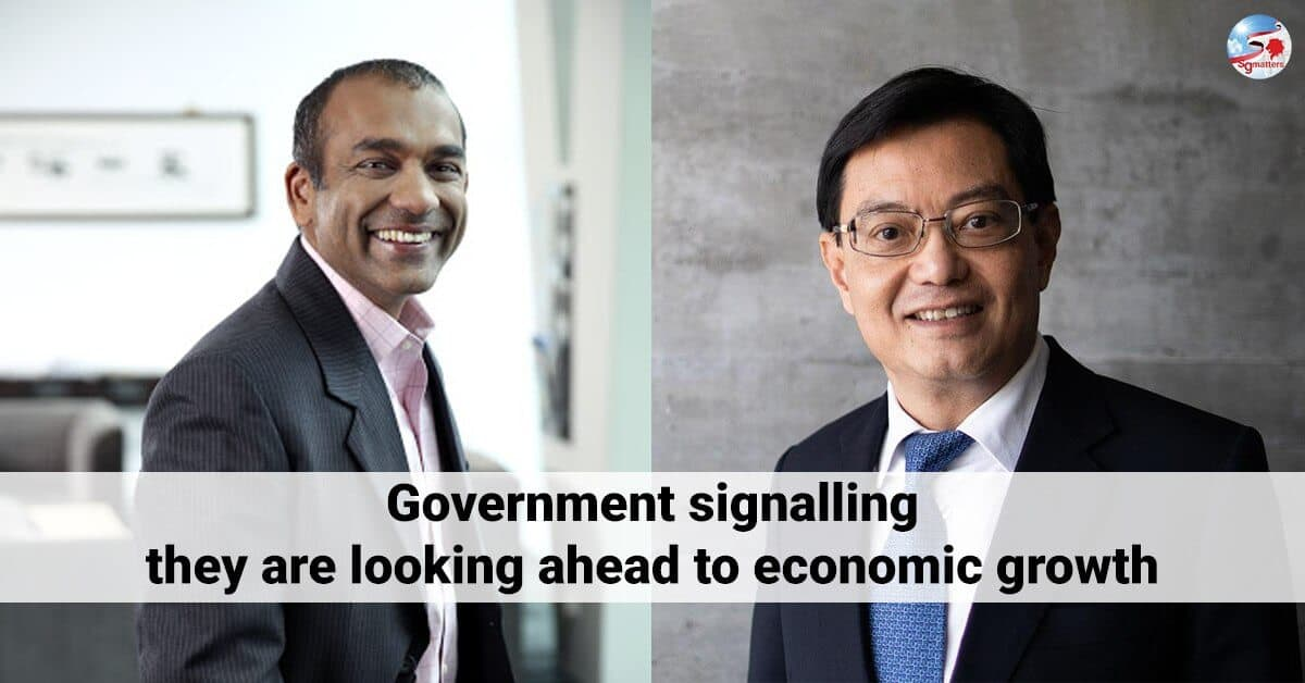 $8 billion packages, Mr Heng's approach is pragmatism at its best, says Sumit Argawal