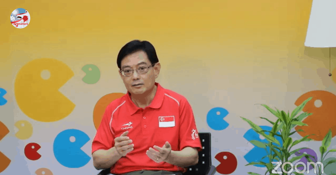 Free trade agreements, Free trade agreements open doors to better jobs for Singaporeans, says Heng Swee Keat