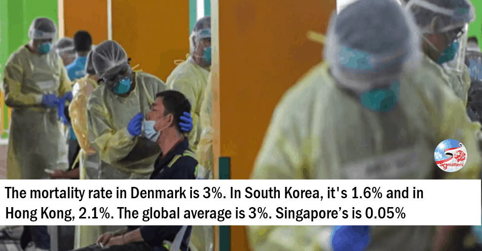 mortality rate, Here's why Singapore's COVID-19 death rate is lowest in the world