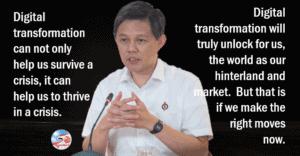 digitalise digitalisation business transformation