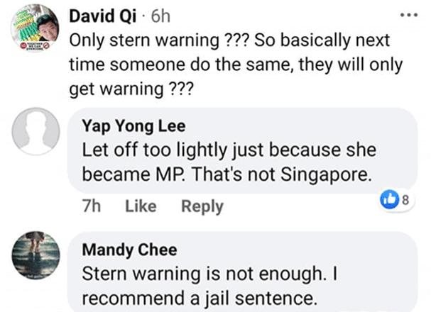 Raeesah Khan, Netizens react to police's stern warning for WP Raeesah Khan