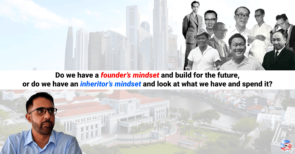 Reserves, Founder's Mindset and Inheritor's Mindset: What is Pritam's mindset?