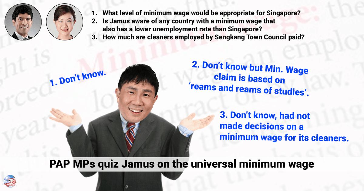 Jamus lim universal minimum wage proposal