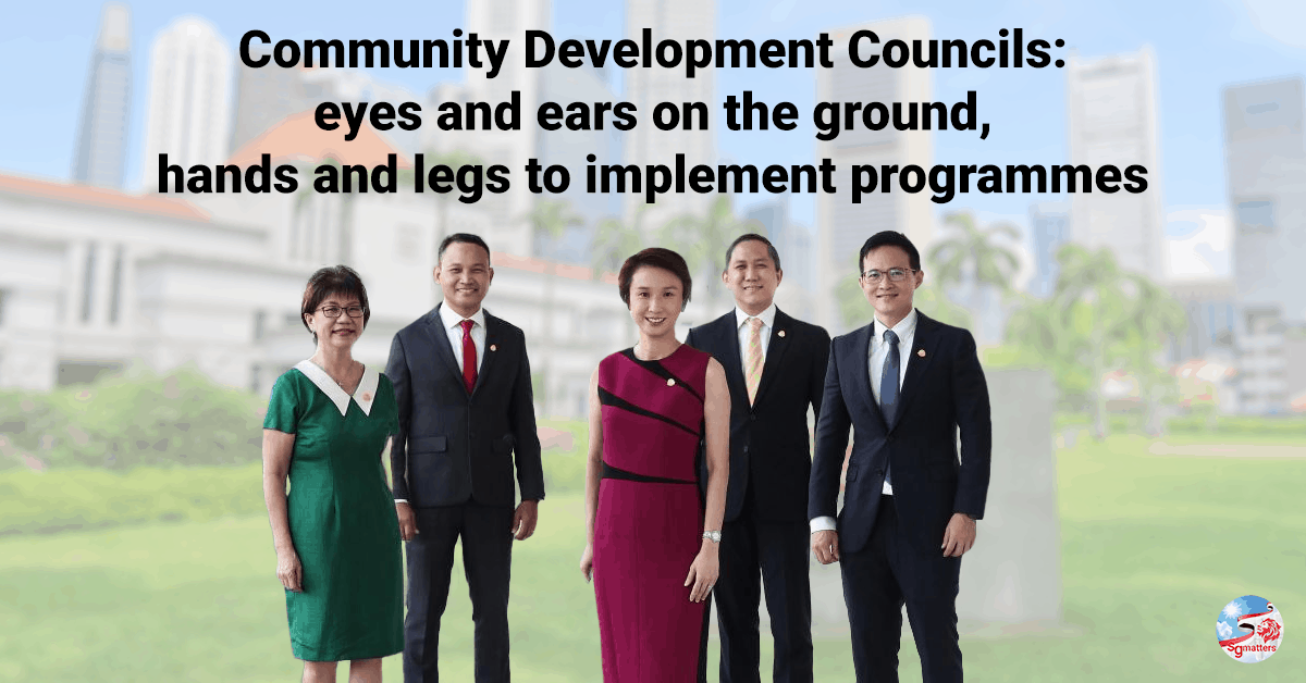 CDC, CDCs: eyes and ears on the ground, hands and legs to implement programmes