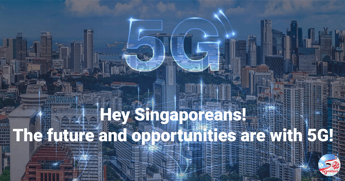 IMDA, Opportunities for Singaporeans in 5G jobs and skills
