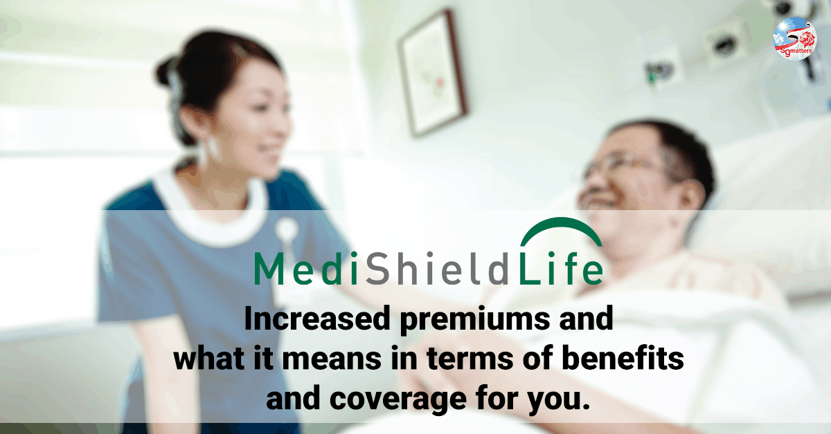 MediShield Life, MediShield Life premiums to go up with enhanced benefits and better coverage; $2.2 billion committed in premium subsidies