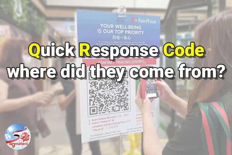 QR codes, QR codes have become an integral part of our lives but where did they come from?