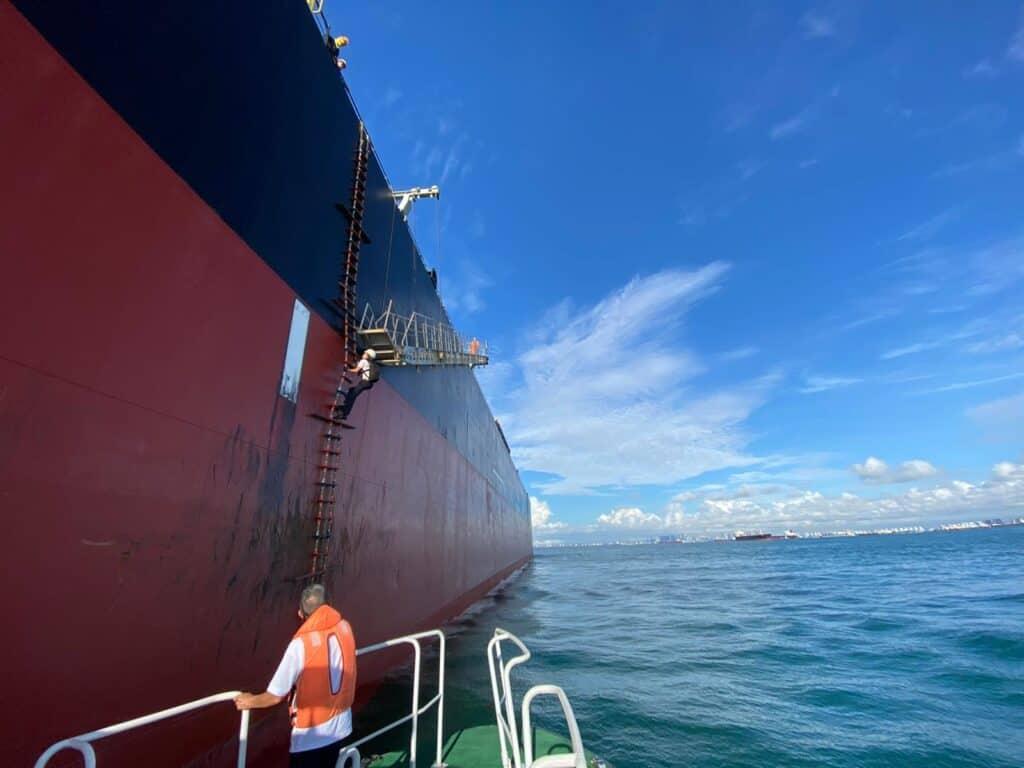 harbour pilot, Meet Nelson, the Singaporean with a Unique Career as a Harbour Pilot