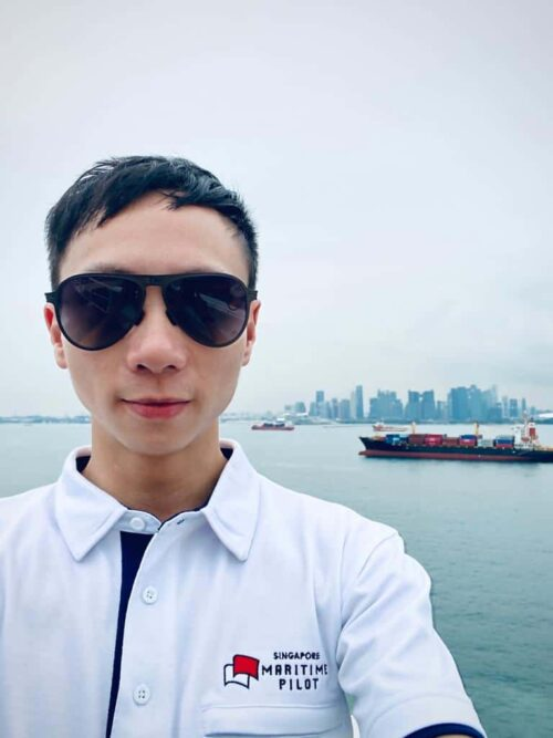 harbour pilot, Meet Nelson, the Singaporean with a Unique Career as a Harbour Pilot