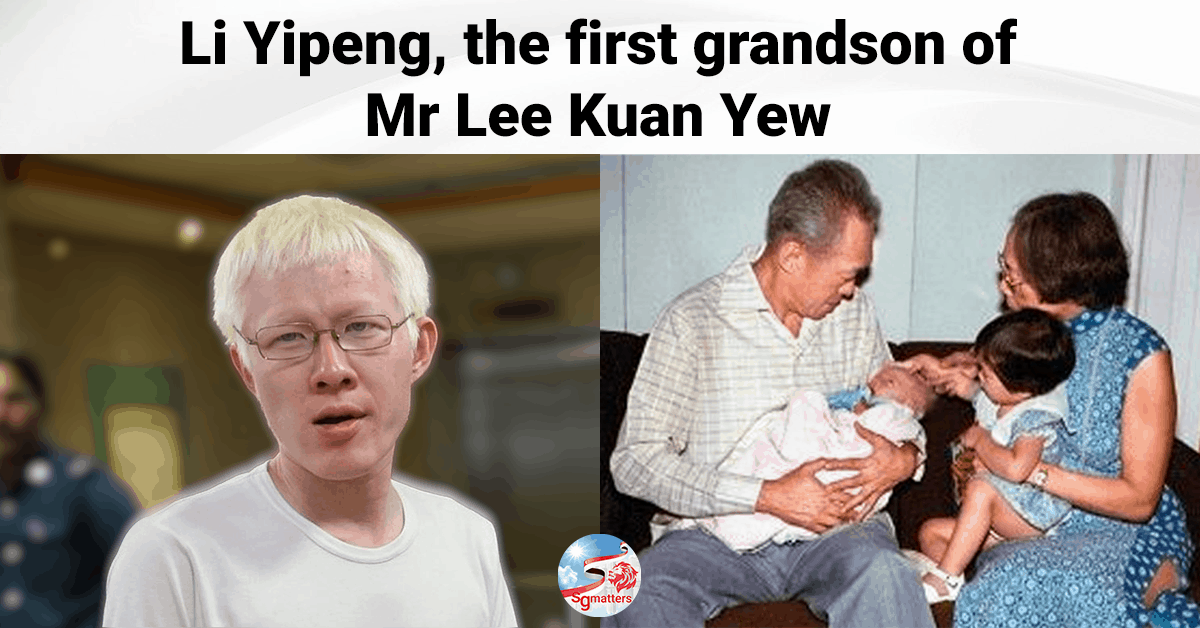 Yipeng, Yipeng is polite, gentle and determined, says his aunt