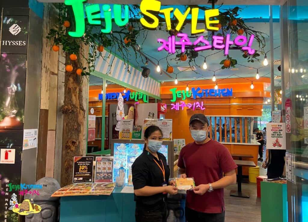 Jeju Kitchen, Stories to encourage – How Jeju Kitchen found opportunities during the Covid-19 downturn