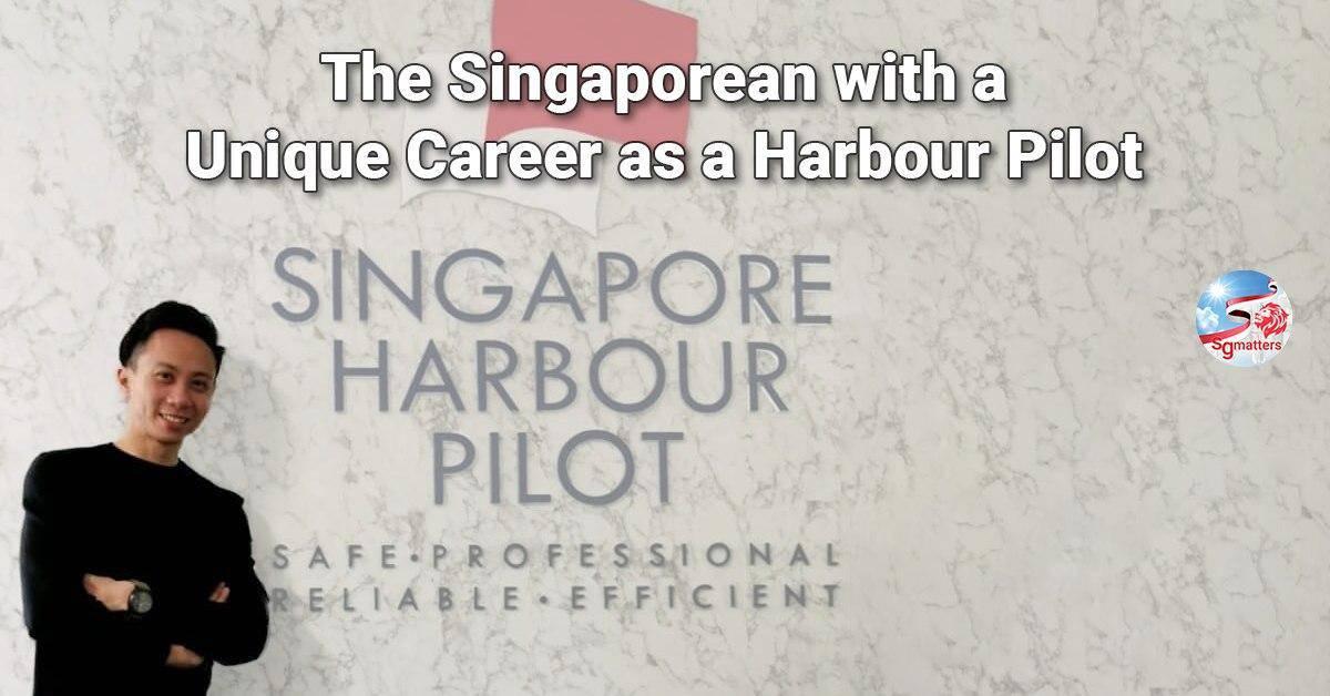 harbour pilot