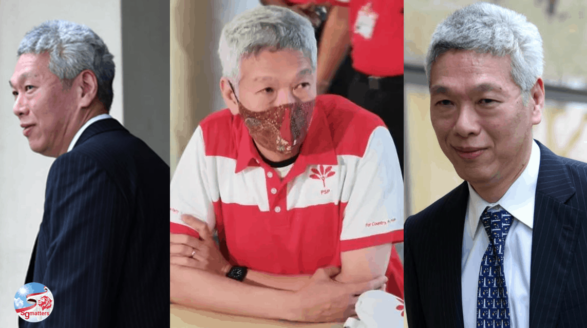 Lee Hsien Yang, Will the real Lee Hsien Yang please stand up?