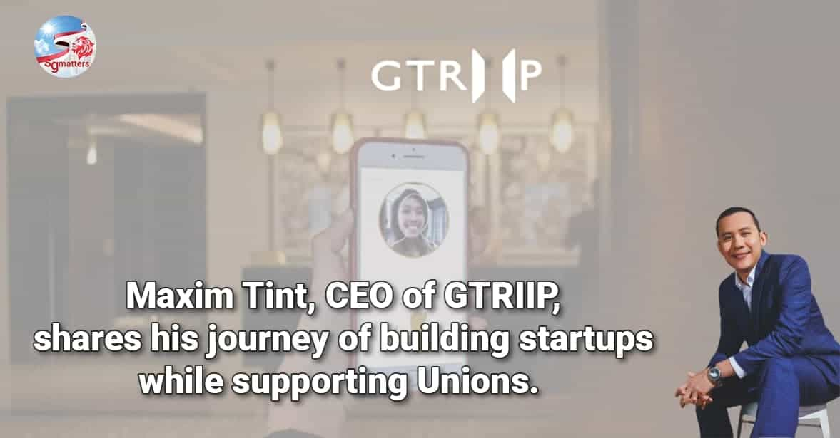 unions, Maxim Tint of GTRIIP: Why a boss believes in unions so much to pay membership fees for staff