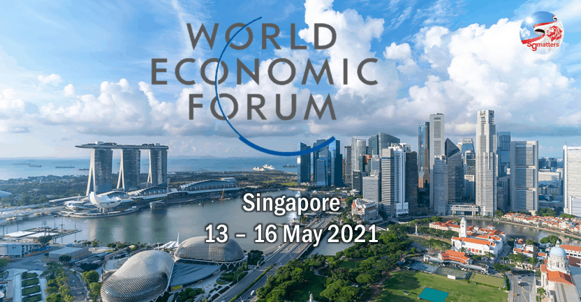 annual meeting, WEF annual meeting to be held in Singapore instead of Switzerland