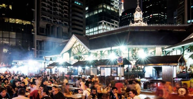 Food Folks, Food Folks @ Lau Pa Sat Wows With New Concept in CBD