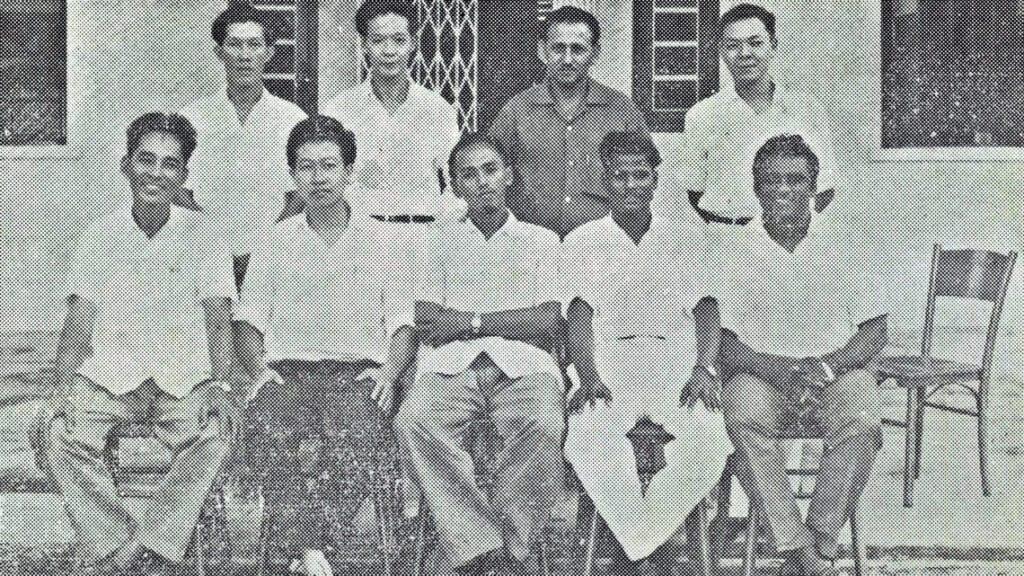 Mahmud Awang, Tribute to Encik Mahmud Awang, 93, who passed away in Johor Malaysia