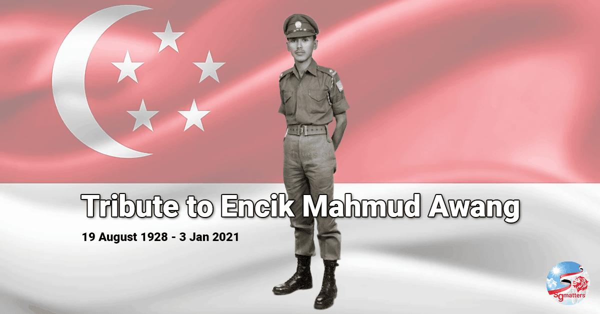Encik Mahmud Awang