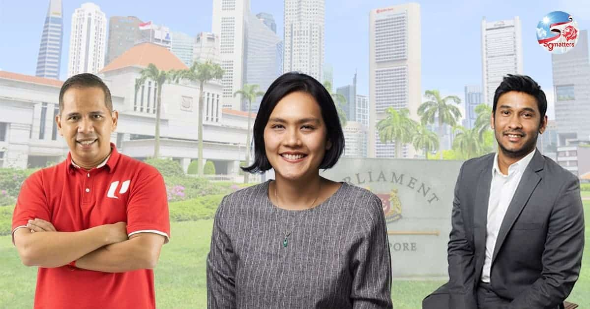 NMPs, 9 new Nominated Members of Parliament (NMPs) and here's what they want to advocate for