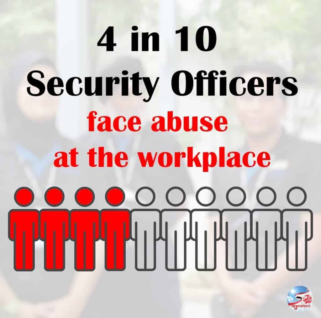 security officer, Better work environment and protection for the Private Security Officers