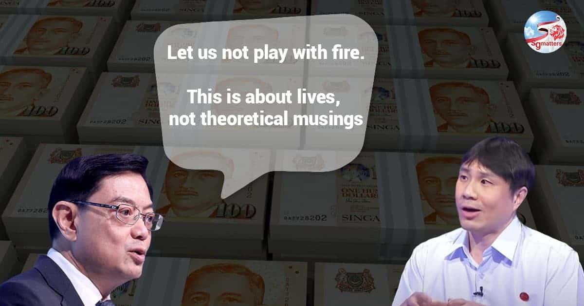 Jamus Lim Theoretical Musings