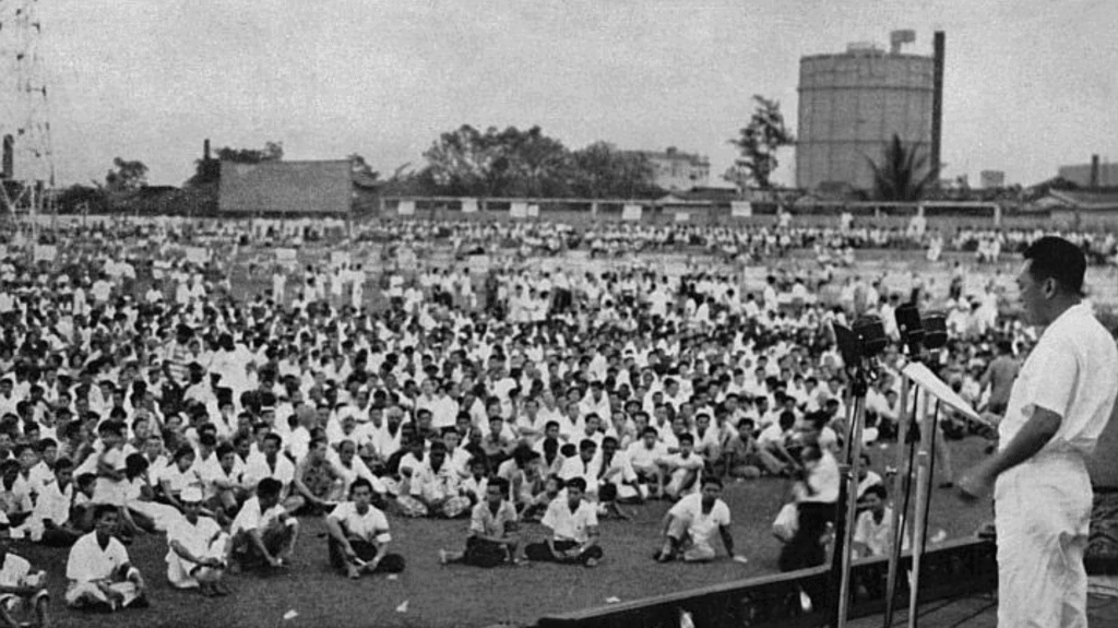 May day, The Curious Case of a Public Holiday Named 'May Day'