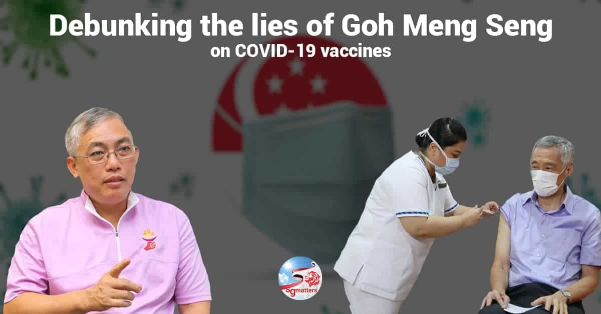 Debunking the lies of Goh Meng Seng