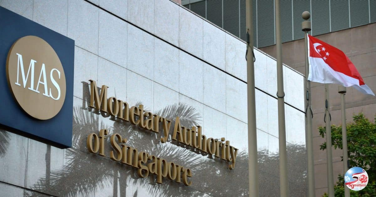 Singapore financial system