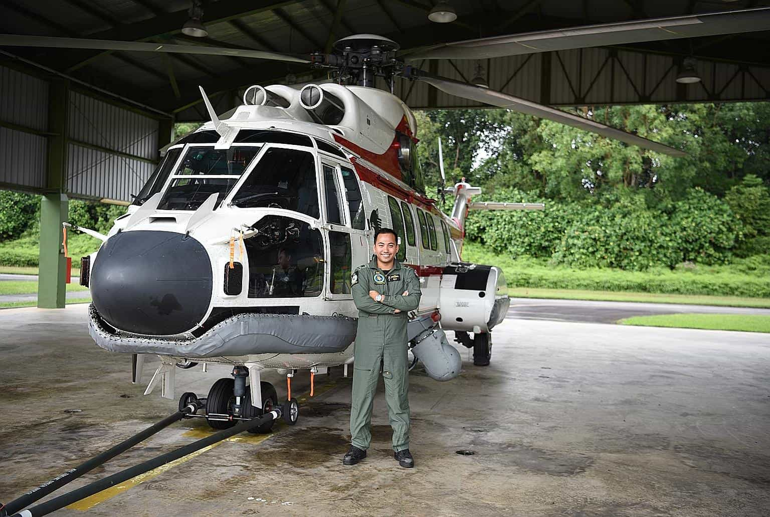 Malays in Singapore army, Malays in the Singapore army? They serve in the army, navy and air force.