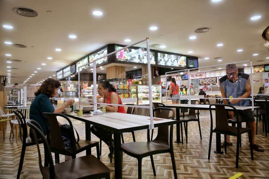 F&B, F&B Sector To Welcome Easing of Dining In Restrictions