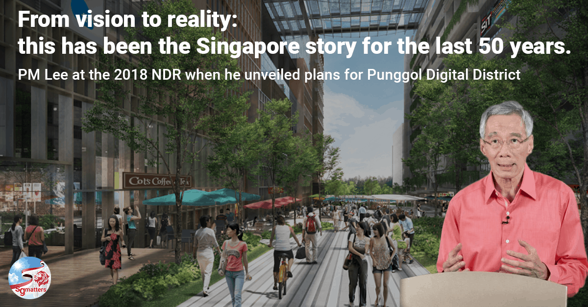 Delivering on promises: Punggol Digital District turns from vision to reality
