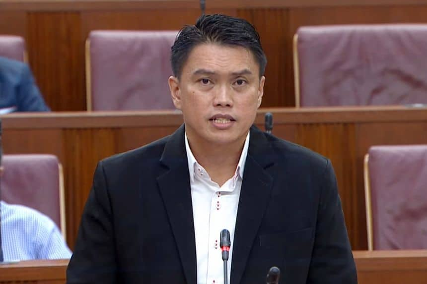 Patrick, The decade long dedication of Patrick Tay to protect the Singaporean core
