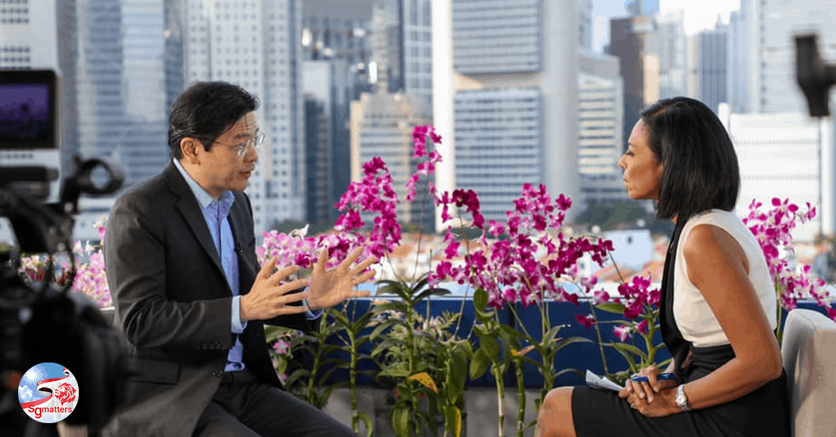 lawrence wong, We do not take the trust that people have in the government for granted: Lawrence Wong
