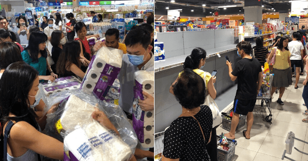 FairPrice, NTUC FairPrice's role during Covid-19 in serving the community