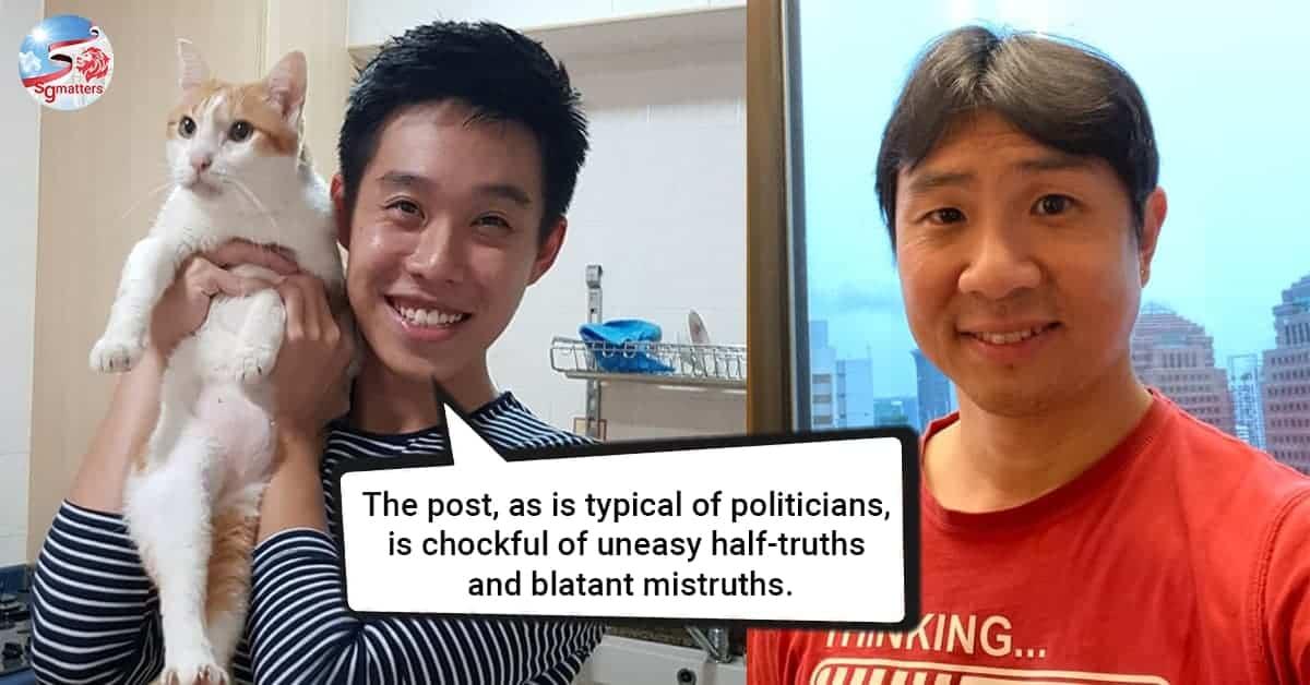 minimum wage, Donovan Choy rebuts Jamus Lim's claims on minimum wage
