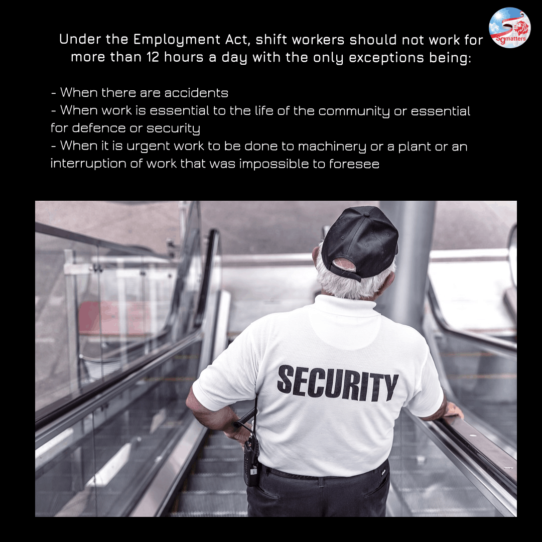 security officers, Amidst the pandemic, our security officers are not forgotten!